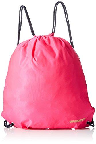 Bensimon Japan. Backpack, Sacs portés Dos Femme Rose (Rose Fluo)