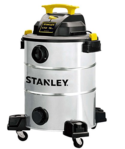 Stanley SL18014 10 Gallon Stainless Horsepower