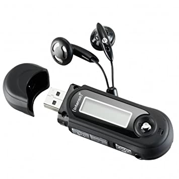 Intenso 3601460 8gb Music Walker Mp3 Player