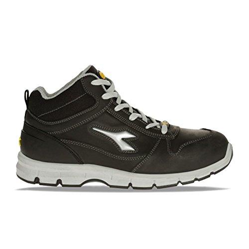 Diadora Run Esd Low S3, Zapatos de Trabajo Unisex Adulto negro