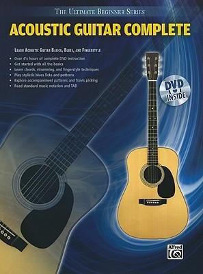Download Ultimate Beginner -- Acoustic Guitar Complete: Book & DVD (Sleeve) (Ultimate Beginner) (Paperback) - Common PDF