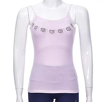 LARA DONELLA Pink Tank & Camisole For Women