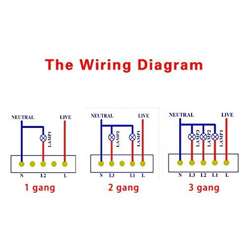 Three Gang Switch Wiring 3 way intermediate switch wiring diagram ... 3 gang 2 way switch wiring diagram uk Wiring Diagram