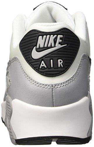 White Sport Blanc Black Max Essential Femme Wolf Chaussures de 90 Grey Air Nike 1wqYz8W