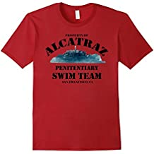 Property of Alcatraz, Retro, Swim Team, Funny T-Shirt