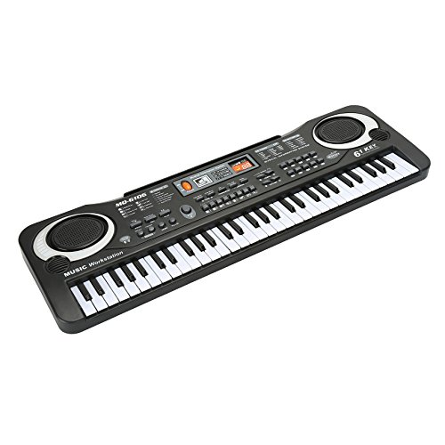aPerfectLife Multi-function 61 Keys Electronic Organ Kids Piano Musical Teaching Keyboard Toy For Kids Children