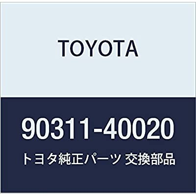 Toyota Genuine Parts 90311-40020 Camshaft Seal: Automotive