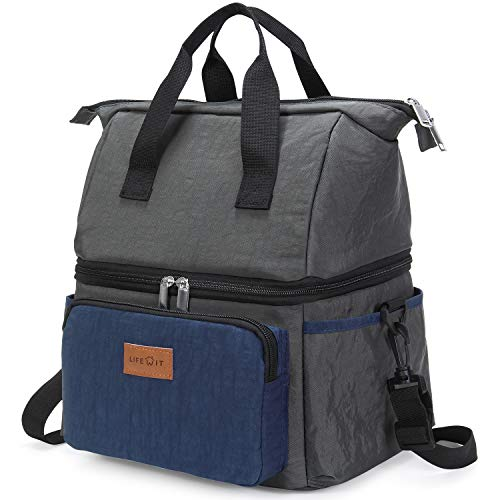 Double Decker Backpack Tourit Cooler Backpack Large