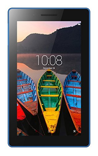 Lenovo Tab 3 Essential(7 inch, 8GB,Wi-Fi Only), Black