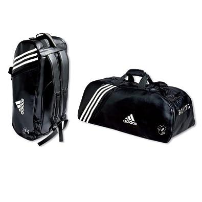 En Blanches Sac Convertible Dos De Pu Adidas Sport À Bandes E9HDW2IY
