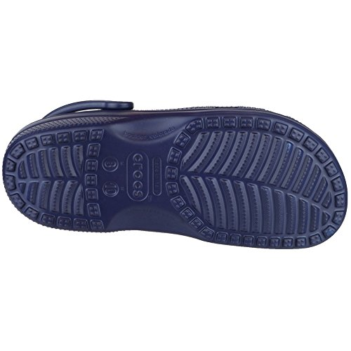 Breathable Beach Classic Strap Crocs Clog Croslite Unisex Navy Mens IwxHHqgZY