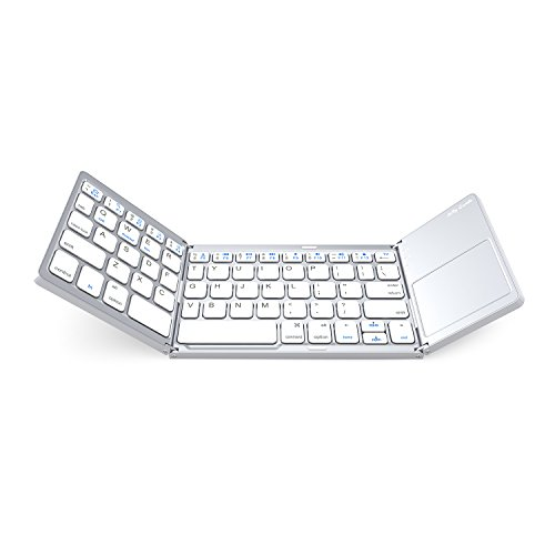 Bluetooth Keyboard Jelly Comb Rechargeable