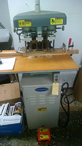Challenge, paper drill, Model EH-3A, Challenge paper drill, 3 spindle ()