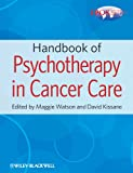 Cover of Handbook of Psychotherapy in Cancer Care