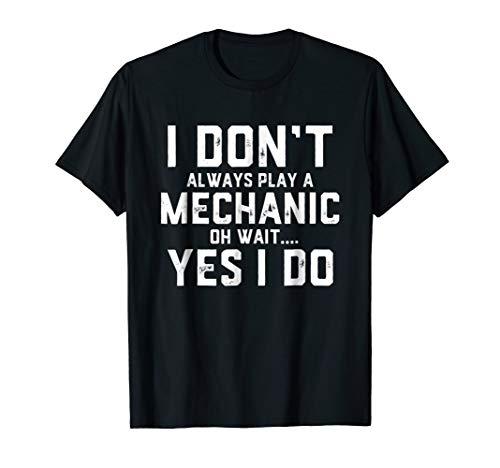 Mechanic Shirt - Funny Job Employee Appreciation Gift