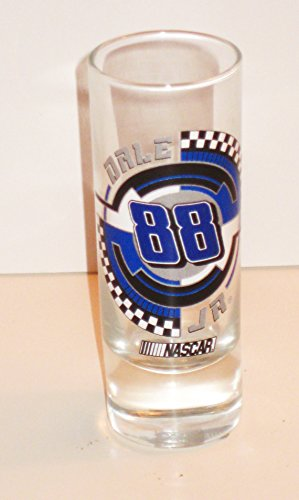 (Dale Earnhardt Jr 88 2 Oz. Cordial Shot Glass)