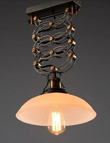 LED moderna techo LAMPAmerican campo Loft estilo lámpara de ...