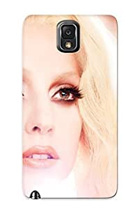 Galaxy Note 3 Ikey Case Cover Skin : Premium High Quality Lady Gaga Case(nice Choice For New Year's Day's Gift) by icecream design