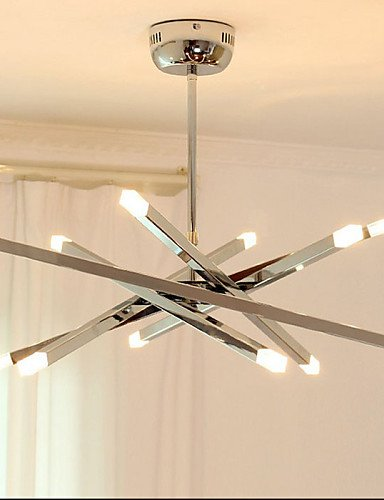 120v Designer Lighting (Modern LED Ceiling lampFashion Creative Lighting Designer Lamps 12 , 110-120v-warm white)
