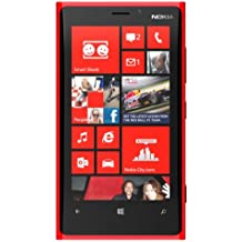 Nokia Lumia 920 RM-820 32GB Unlocked GSM 4G LTE Windows 8 OS Smartphone - Red