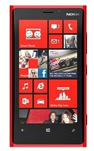 "Nokia Lumia 920 32GB Rojo - Smartphone (11,43 cm (4.5""), 1280 x 768 Pixeles, 16,77M, 1,5 GHz, S4, 1024 MB)"
