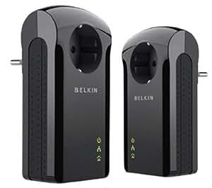 Belkin F5D4079 WLAN 200Mbit/s adaptador y tarjeta de red - Accesorio de red (Inalámbrico, Inalámbrico, WLAN, 200 Mbit/s, 300 m, Negro)