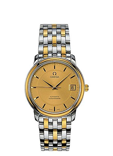 Omega DeVille Prestige Automatic Chronometer Watch 4300.11.00