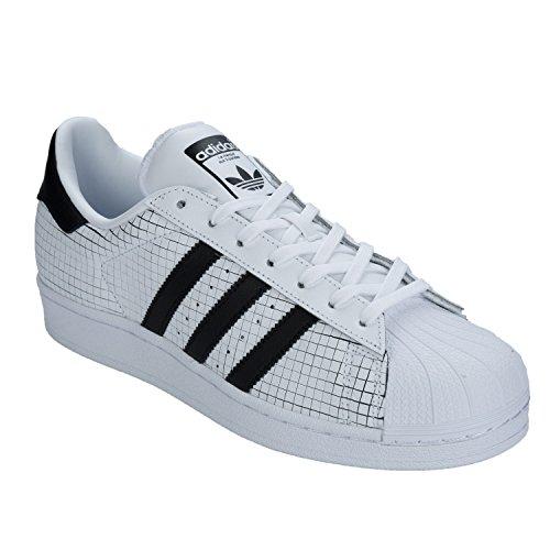 adidas Originals - Zapatillas de Material Sintético para hombre blanco blanco