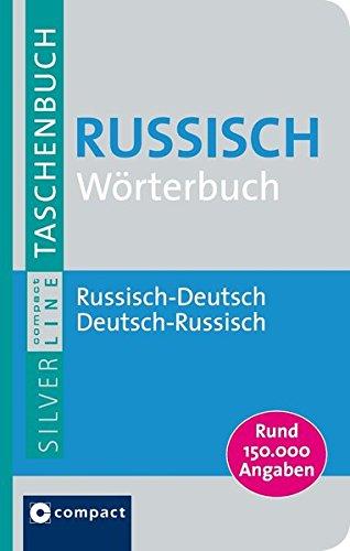 compact-wrterbuch-russisch-russisch-deutsch-deutsch-russisch-rund-150-000-angaben-compact-silverline-taschenbuch