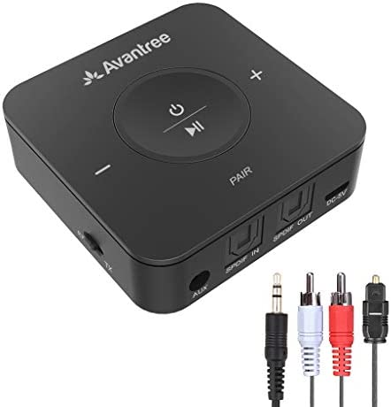 Avantree Bluetooth Transmitter Receiver Playtime product image