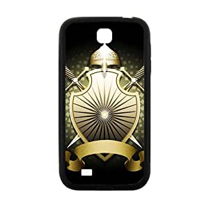 Sword Pattern Hot Seller High Quality Case Cove For Samsung Galaxy S4 by mcsharks