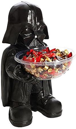 COOLMP - Juego de 6 tarros de Caramelos Dark Vader Star Wars ...