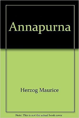 Livre à téléchargement gratuit Annapurna B002C0XH2E in French