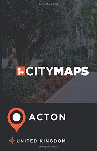 City Maps Acton United Kingdom PDF