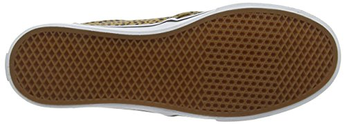 Vans Atwood Low, Baskets Basses Femme Marron (Cheetah Natural)