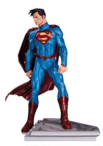 DC Collectibles : The Man of Steel: Superman by John Romita Jr. Statue