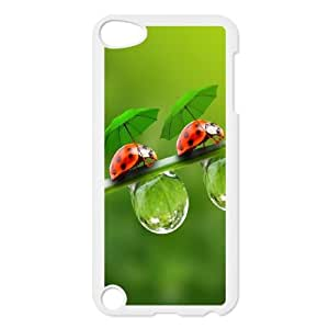 Dragonfly iPod Touch 5 Case White A3724562