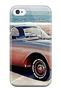 High-quality Durability Case For Iphone 4/4s(1956 Oldsmobile Golden Concept Vehicles Cars Other)