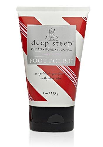 Deep Steep Candy Mint Foot Care Polish, 4 Ounce