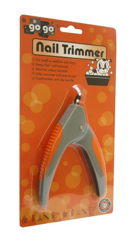 GoGo Pet Products Professional Pet Nail Trimmers