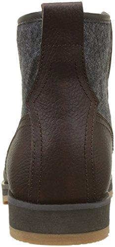 Desert Logan Brown 29 dark Marron Levi's Homme Boots 45vqqw