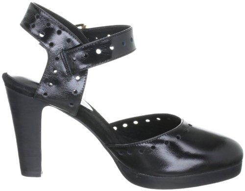 12118650 Lindvig Negro Zapatos Cuero Para Vestir Pippa Mujer De Lise aTwq1E1