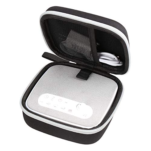 Aproca Hard Travel Storage Case Compatible BESTHING White No
