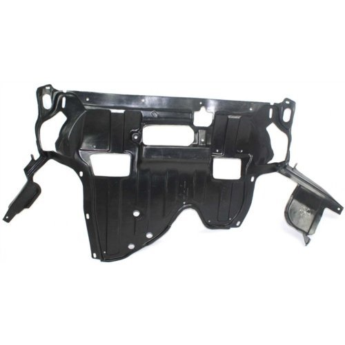 - Garage-Pro Engine Splash Shield for HONDA ACCORD 2008-2012 Under Cover 4 Cyl Coupe/Sedan (USA Built)