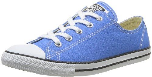 Converse Dainty Sea OX, Sneaker, Donna 542516 Smalt Blue
