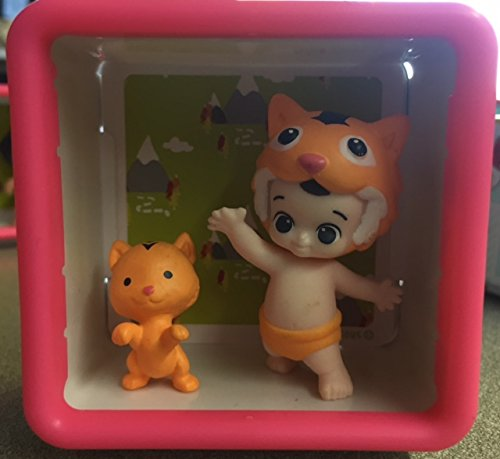 TWOZIES Doll Season 1 Baby & Pet Set Two Adventurous Tombo & - Tysons And 1 2