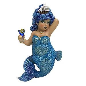 417Gz47krcL._SS300_ 100+ Mermaid Christmas Ornaments