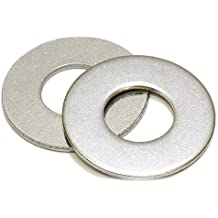 A2 Stainless Steel Square Plate Washers M12 12mm Internal Diameter