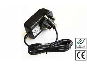 hnptech-Fuente de alimentación Adaptador de 9V para Pedal de Efectos Boss DD-3