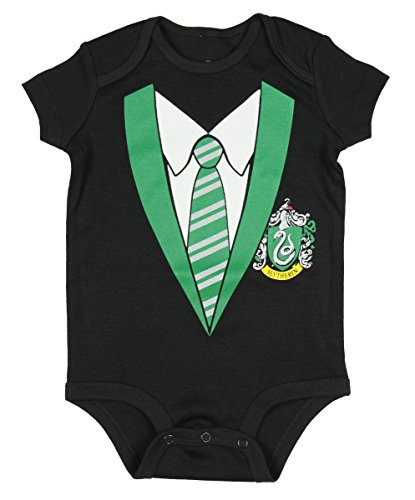 Harry Potter Unisex Baby One Piece Snapsuit